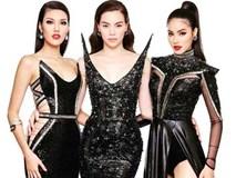 Thời trang và phong cách trang điểm nào giúp bộ 3 GK The Face thể hiện quyền lực