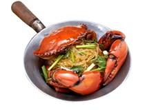 Những món ăn từ cua biển hút người Sài thành