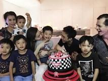 Những cặp đôi sao Việt 'tái hợp' trong ngày sinh nhật con