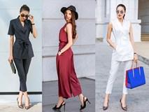 Phạm Hương gợi ý thời trang công sở đẹp từng centimet