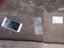 Giật thẻ ngành, đập vỡ iPhone 6 của CSGT