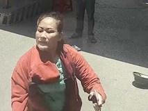 Bắt nữ quái kéo đàn em vác kiếm truy sát nhân viên bến xe