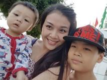 Thành công đầy nước mắt của bà mẹ trẻ một mình nuôi 2 con trai