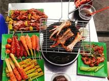 Mát trời, đi ăn đồ nướng ở 5 quán nổi tiếng ngon bổ rẻ giữa Sài Gòn