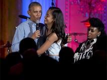 Obama khiến con gái lớn