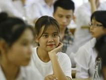 Thông tin mới nhất về xét tuyển của 12 trường đại học lớn
