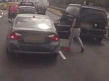 Cậy xe sang lanh chanh đòi vượt, chủ xe BMW nhận bài học nhớ đời
