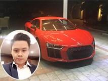 Phan Thành lại mua siêu xe