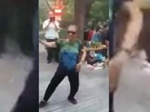 Cụ bà 'xì tin' nhảy theo nhạc điêu luyện gây sốt cộng đồng mạng