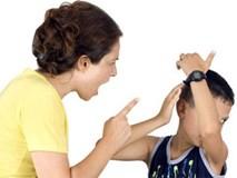 6 sai lầm mẹ cần tránh khi trị trẻ bướng bỉnh