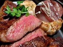 5 món ăn chứa nhiều ký sinh trùng đáng sợ nhất bạn nên cảnh giác
