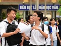 'Cơ hội trúng tuyển đại học của thí sinh cao hơn năm ngoái'