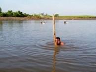 3 nữ sinh chết đuối thương tâm khi đi học bơi
