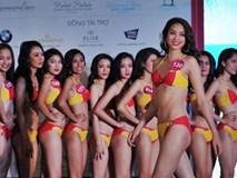 Cùng mặc 1 kiểu bikini, Phạm Hương có hot hơn các thí sinh The Face?