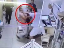 Rò rỉ clip bác sĩ và bệnh nhân đánh nhau trong phòng cấp cứu