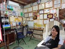 Ngôi nhà ọp ẹp 17m2 của con gái cô lao công đạt học bổng 7 tỉ Harvard