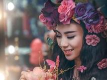 Chán hở hang, Linh Miu gây sốc với bộ ảnh đẹp như thiên thần