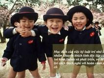 Người Nhật đã dạy trẻ sự nề nếp và tính độc lập như thế nào?
