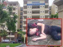 Nghi phạm trộm cắp rơi từ tầng 4 ký túc xá xuống đất