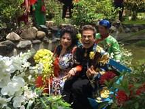 Video: Lễ rước dâu lãng mạn bằng thuyền hoa của MC Thanh Bạch