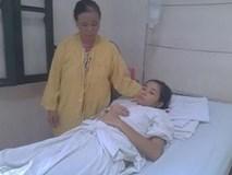 Xót thương hoàn cảnh cô gái 23 tuổi, có thai 10 tuần đang lâm trọng bệnh