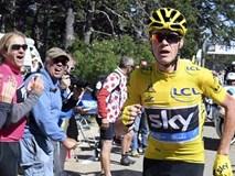 Hi hữu: Xe hỏng, áo vàng Tour de France phải chạy bộ về đích