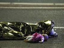 Bức ảnh ám ảnh trong vụ khủng bố ở Nice
