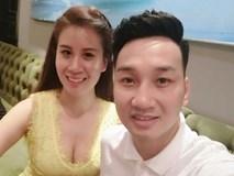 Bạn gái 9x cực sexy của MC Thành Trung