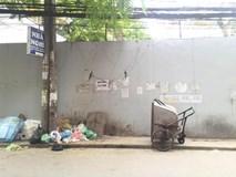 Phong cách dọn rác chỉ có ở Việt Nam