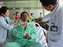 Thông tin mới nhất về nạn nhân bị Trung tá Campuchia bắn vào cổ