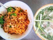 Hai phiên bản mì cay Việt khiến bạn xuýt xoa chẳng kém món cay cấp độ 7