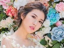 Vẻ đẹp thanh khiết của Á hậu danh giá nhất lịch sử HH Việt Nam