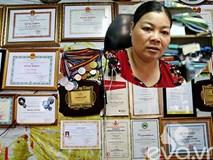 Lời dạy của người mẹ lao công có con được học bổng gần 7 tỷ