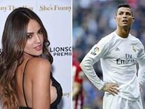 Bạn gái tin đồn đẹp tựa thiên thần của Ronaldo