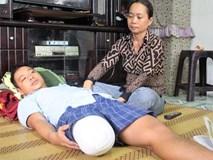 Bác sĩ chẩn đoán nhầm: 'Tỉnh dậy thấy chân bị cưa, con tôi chỉ muốn tự tử'