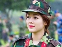Nữ quân nhân xinh đẹp được dân mạng tìm kiếm