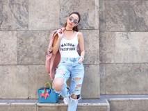 Minh Hằng gợi ý 4 mẫu quần jeans không thể thiếu ngày hè