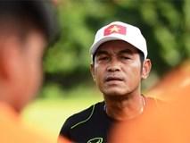 """HLV U16 Việt Nam nói học trò """"các anh chưa là gì cả"""""""