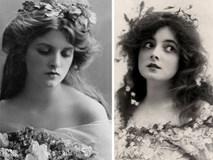 """Vẻ đẹp hút hồn của những """"hot girl"""" hơn 100 năm về trước"""