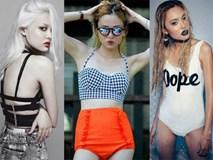 "Ngắm hot girl ""nấm lùn"" Vietnam's Netxt Top Model cực sexy"