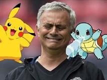 HLV Jose Mourinho cấm cầu thủ MU chơi Pokemon Go