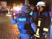 Đánh bom trong đêm tại Đức, hơn chục người thương vong