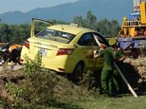 Hung thủ giết tài xế taxi ở Đà Nẵng có dáng người đô con