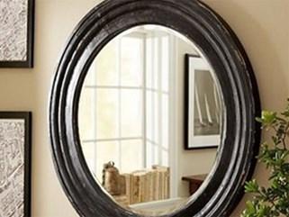 Bày gương theo phong thủy trấn sát khí trong nhà
