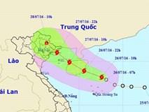 Xuất hiện bão trên Biển Đông, Bắc Bộ sắp có mưa to