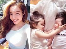 Elly Trần cover 'Gặp mẹ trong mơ' tặng hai con gây xúc động