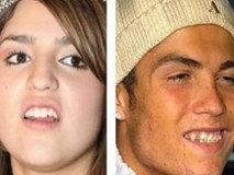 """Ronaldo và bạn gái tin đồn bị tố phẫu thuật thẩm mỹ để """"vịt hóa thiên nga"""""""