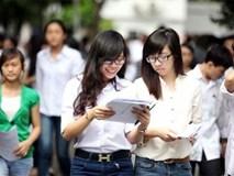11 trường đại học công bố điểm xét tuyển đợt 1 năm 2016
