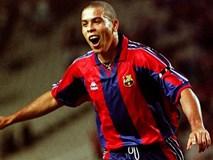 10 bàn thắng ấn tượng của Ronaldo (Ro béo) ở Barcelona