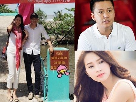 Sao Việt nói gì khi cầu từ thiện của vợ chồng Thủy Tiên bị chê là chiêu trò?